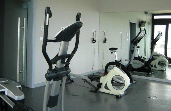Flores Hotel - Inatel: gym