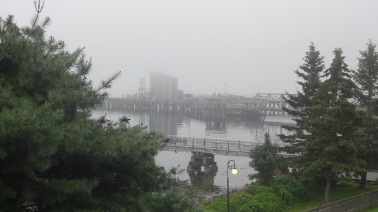 Holiday Inn Bar Harbor Regency: view