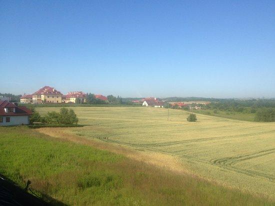 Imperium Hotel : Вид из окна