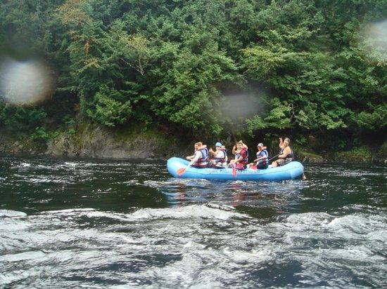 Magic Falls Rafting Company: Wild Bill's Raft
