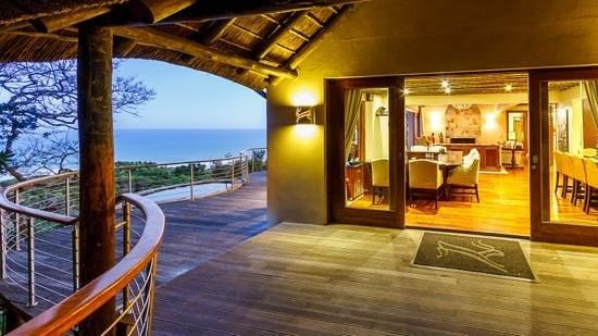 Oceana Beach and Wildlife Reserve: Main Ocean House