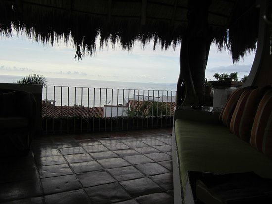 Casa de los Arcos: View from the room