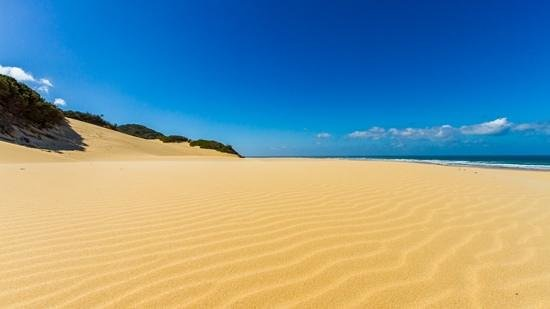 Oceana Beach and Wildlife Reserve : Unspoilt beaches, pure escapism