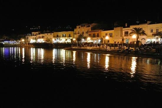 Hotel Villa Campo: e dopo cena due passi a Lacco Ameno.....