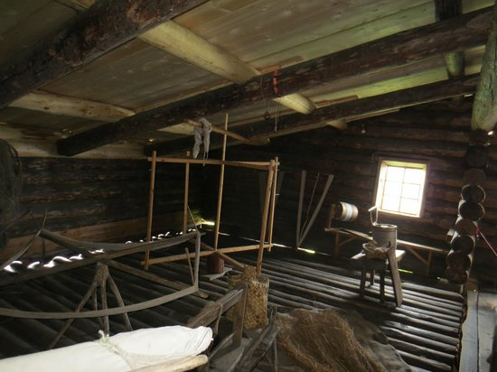 The Attic In The Farmhouse Picture Of Boat Trip To Kizhi