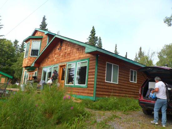 Alaska Riverview Lodge : Lodge