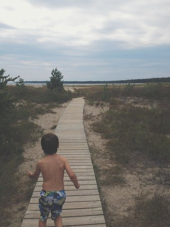 Roxys Gas & Variety Cabins & Tent Sites: Singing Sands (dorcas bay)