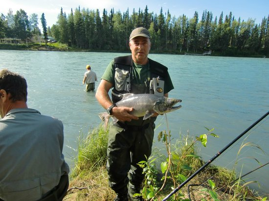 Alaska Riverview Lodge : ohne Worte