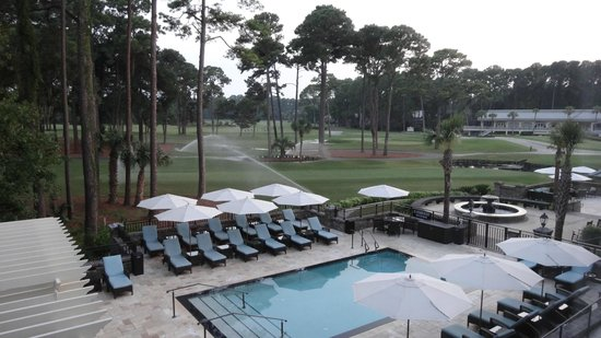 Inn & Club at Harbour Town - Sea Pines Resort: Adult Pool