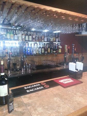 Marcos Ristorante Italiano: The Lounge area