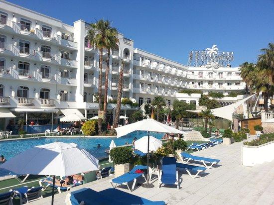 Hotel Marina Sand: Вид на отель