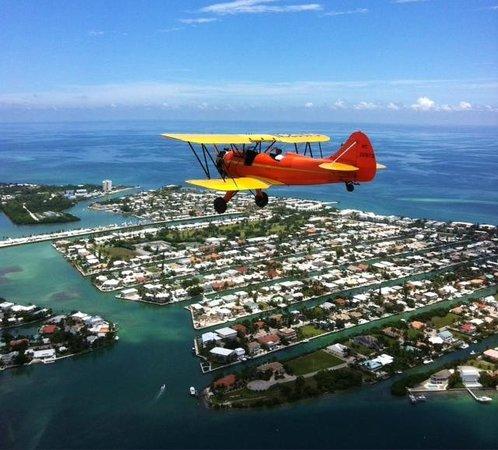 Overseas Aero Tours: What a view!