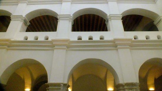 Exconvento de San Pablo: Arcos