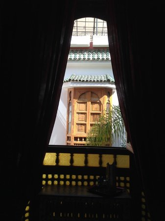 Riad Sadaka: Room 1 Window