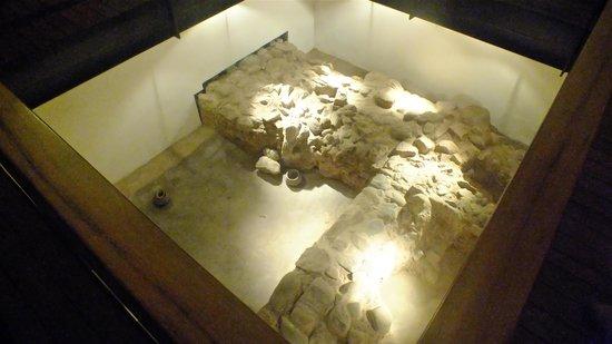 Exconvento de San Pablo: Ruinas Prehispanicas