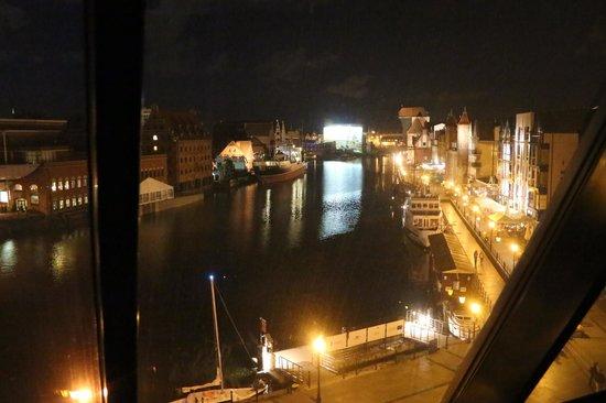 Hilton Gdansk: Notte