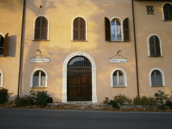 La Locanda del Borgo : struttura