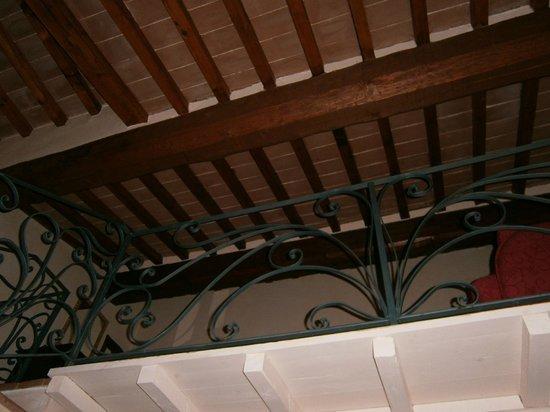 La Locanda del Borgo : soppalco suite