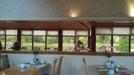 The Waterside Hotel: Dining Room - The Reflections Restaurant