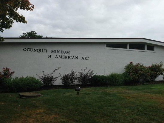 Ogunquit Museum of American Art: Museum