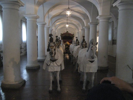Schloss Nymphenburg: saray3