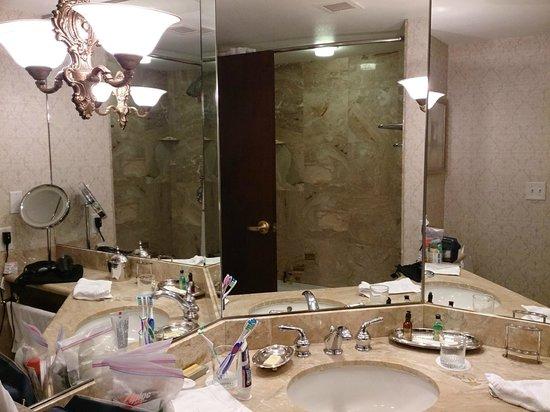 Salt Lake City Marriott City Center: Bathroom