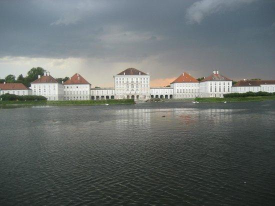Schloss Nymphenburg: saray1