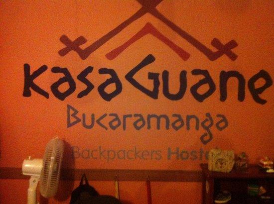 Hostel Kasa Guane: Lobby of Hostle