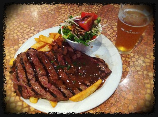 写真The Queens Steakhouse枚