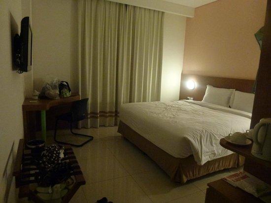 Pomelotel : Double bedroom