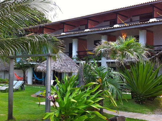 Hotel-Pousada Porto da Lua : le camere