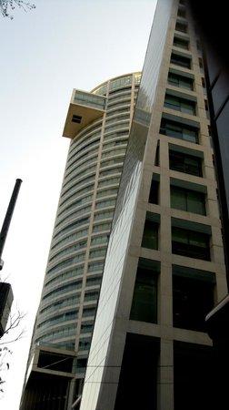 Condesa df: Edificio céntrico.
