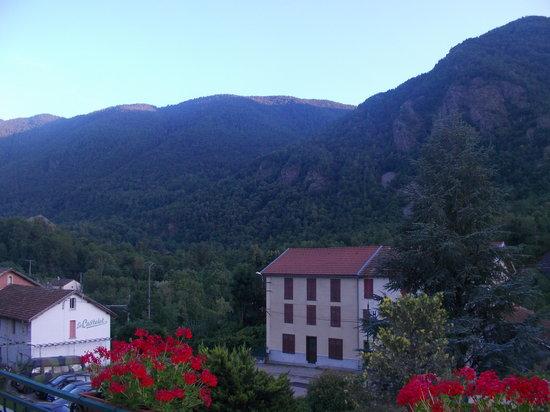 Le Castelet Hotel: vue de la chambre