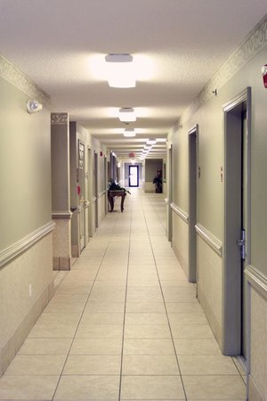 Ashton Inn & Suites- Navy: All Rooms Indoor Corridors