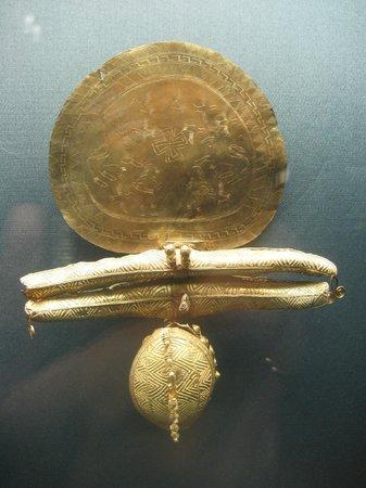 Staatliche Antikensammlung: OQ işaretli Etrüsk Süsü