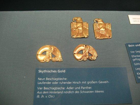 Staatliche Antikensammlung: İskit Kartalı