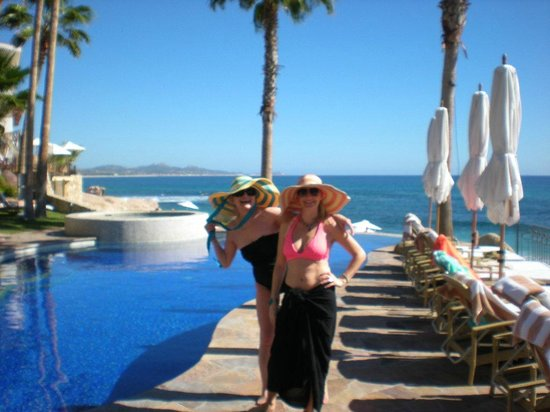 Cabo Surf Hotel : Pool, spa and beach