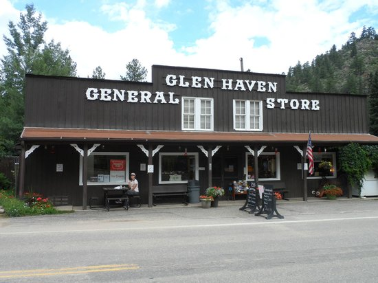 Glen haven general store in colorado picture of glen for Glen haven