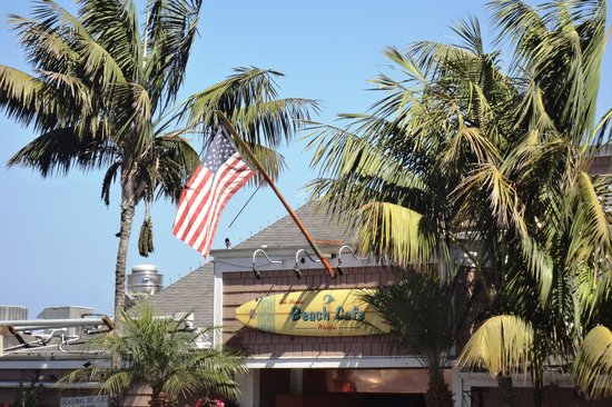 Paradise Cove: Beach Café