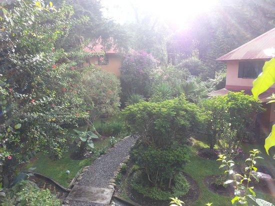 Boquete Garden Inn: Garden