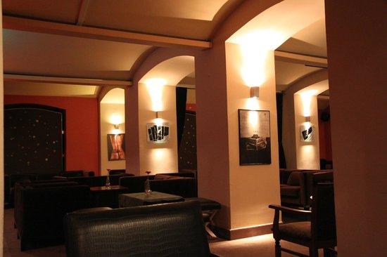 Cafe Foyer: przytulne wnetrza