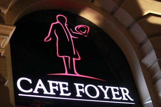 Cafe Foyer: Neon