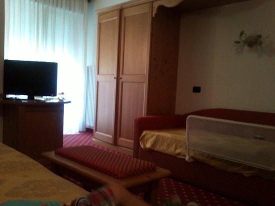 Hotel Daniela: camera termae