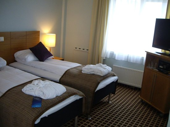 Radisson Blu Hotel Alesund: Executive room