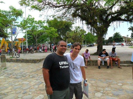 Che Lagarto Hostel Paraty: Universitários