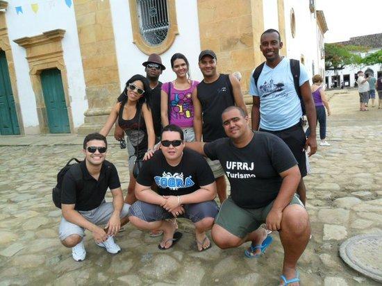 Che Lagarto Hostel Paraty: Amigos