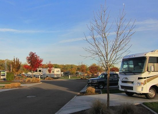 Durango RV Resort: RV park