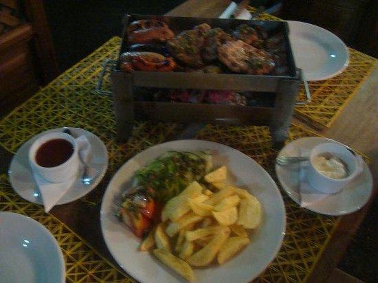 El Faro: Buena comida