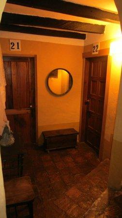 Hotel La Posada de San Antonio : Habitaciones