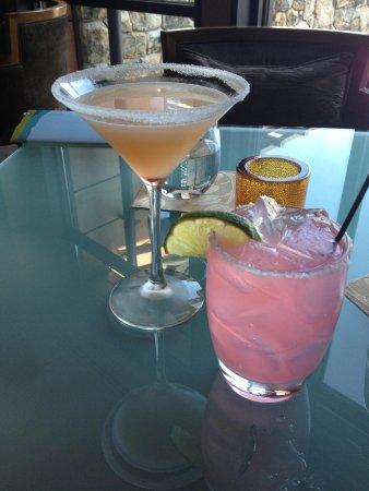 Allison Inn & Spa: Cocktails - nice change from wine